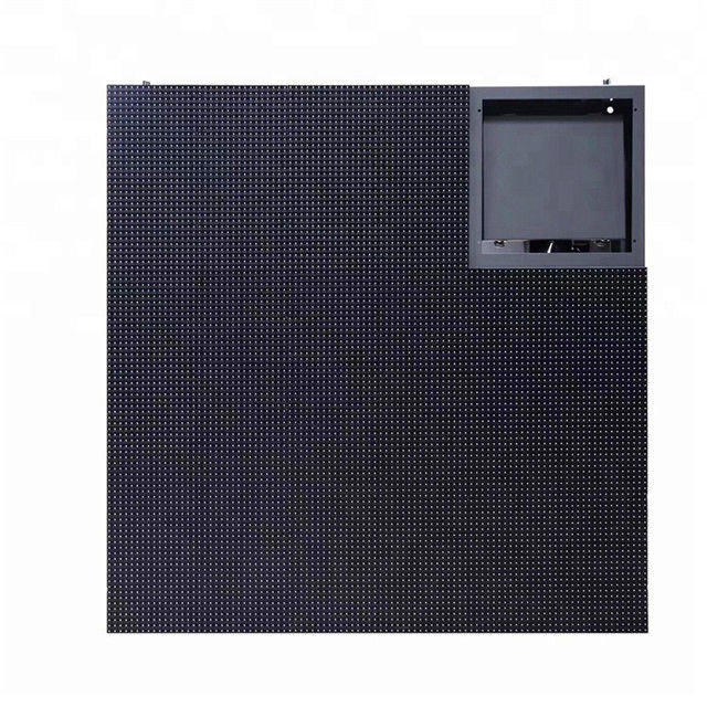 Smd 3535 Led Display Video Wall Front Service P6 Digital Sign Hd Nova Synchronization
